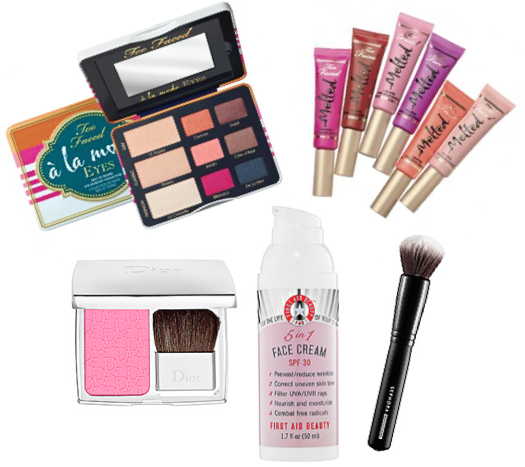 Spring Wish List 2014 and Too Faced Giveaway!