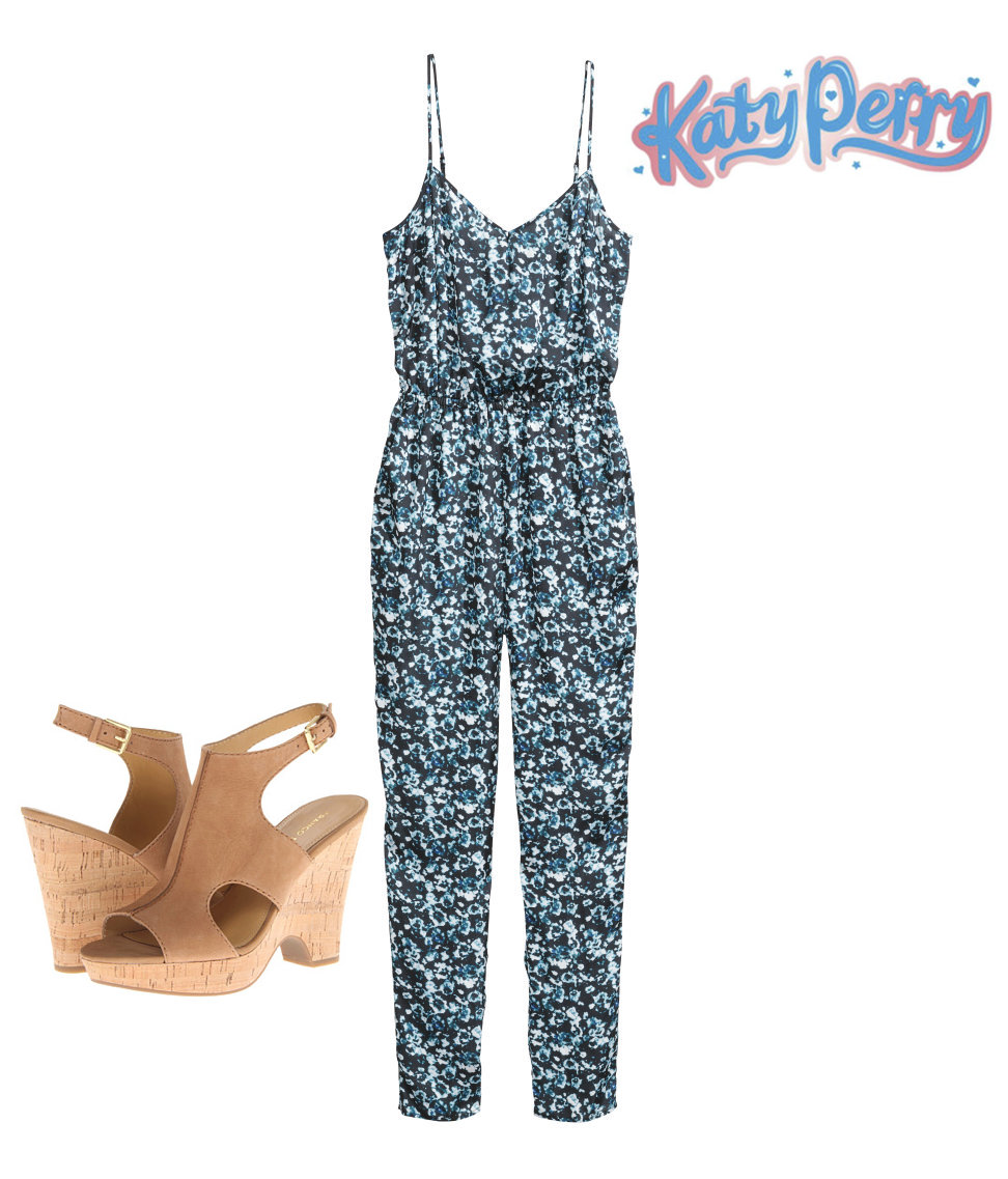 Katy Perry Outfit