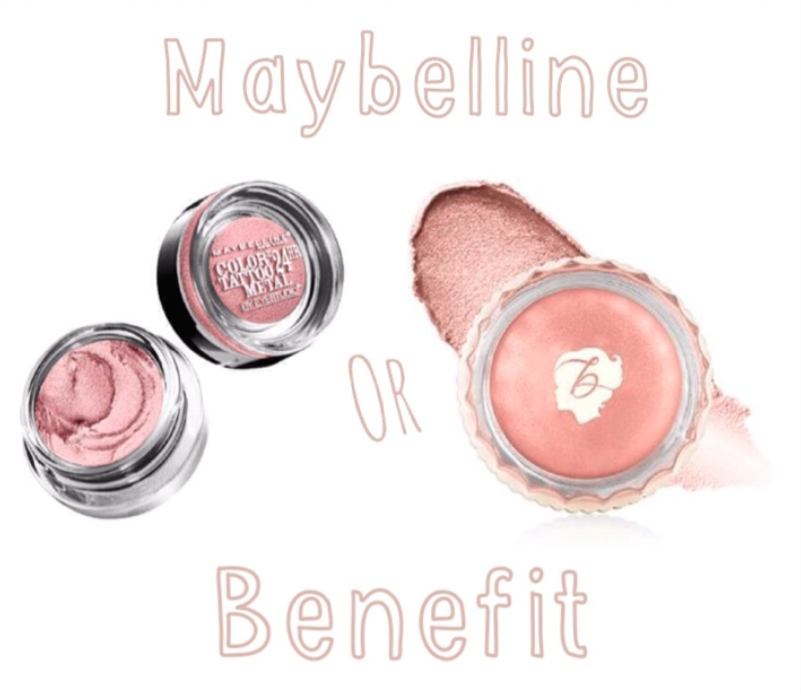 Maybelline or Benefit?