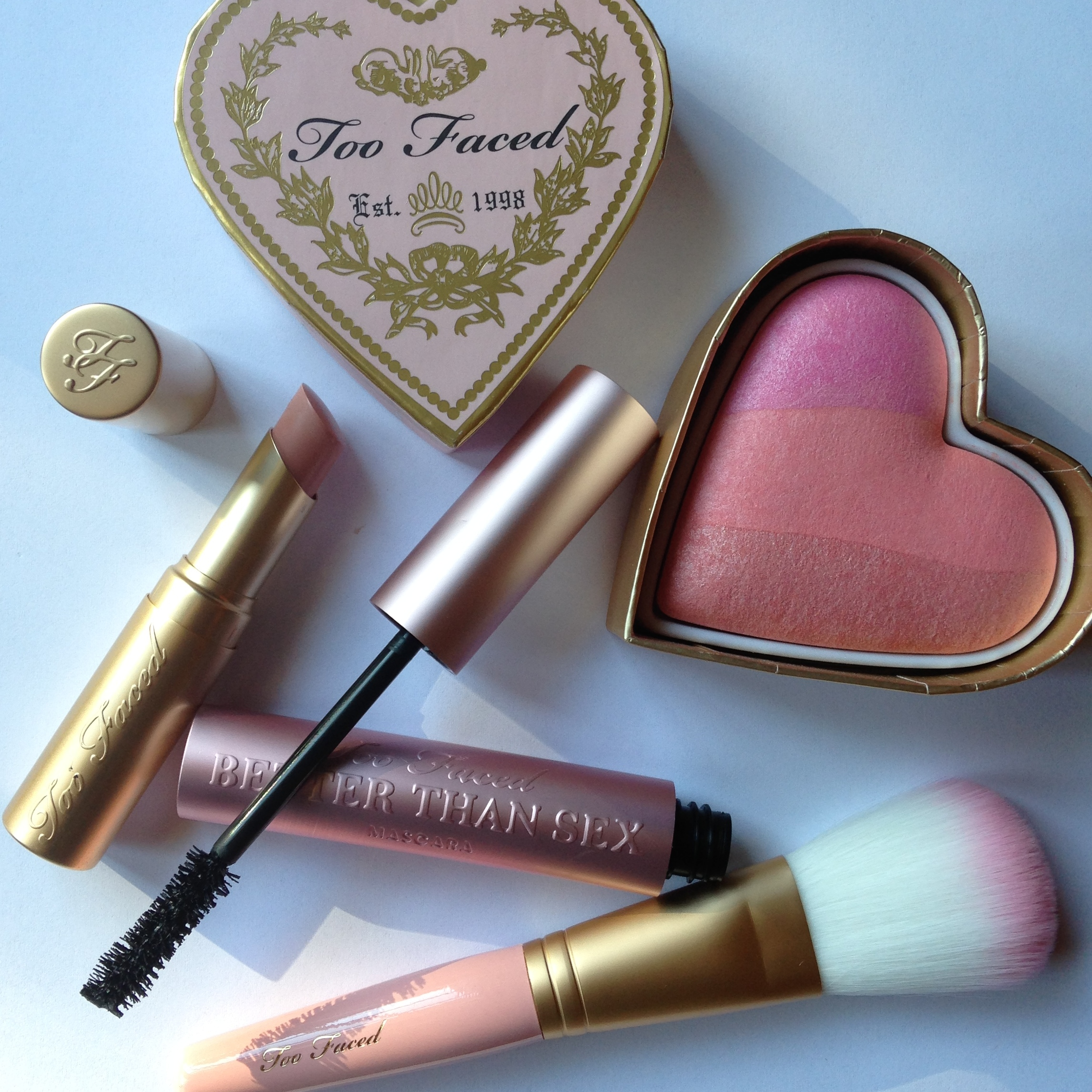 Too Faced Forever Young Collection