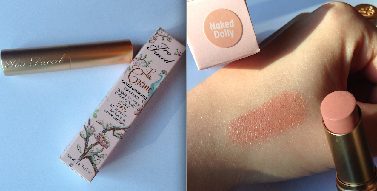 Too Faced Naked Dolly