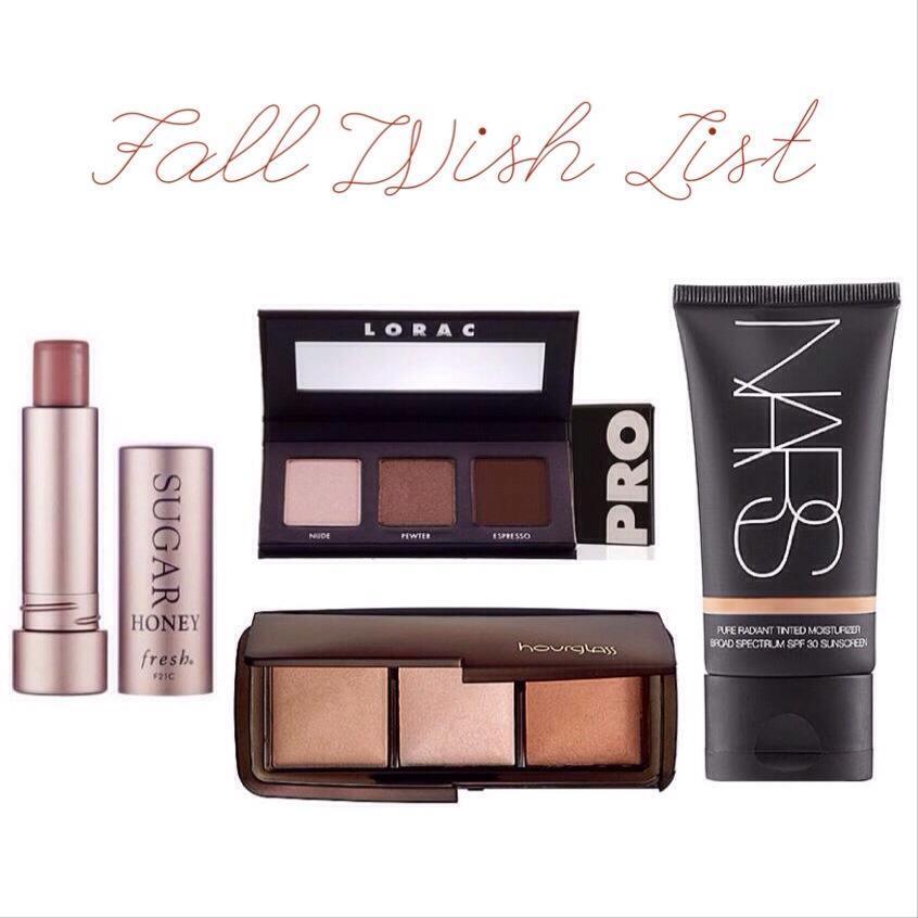 Fall Wish List 2014
