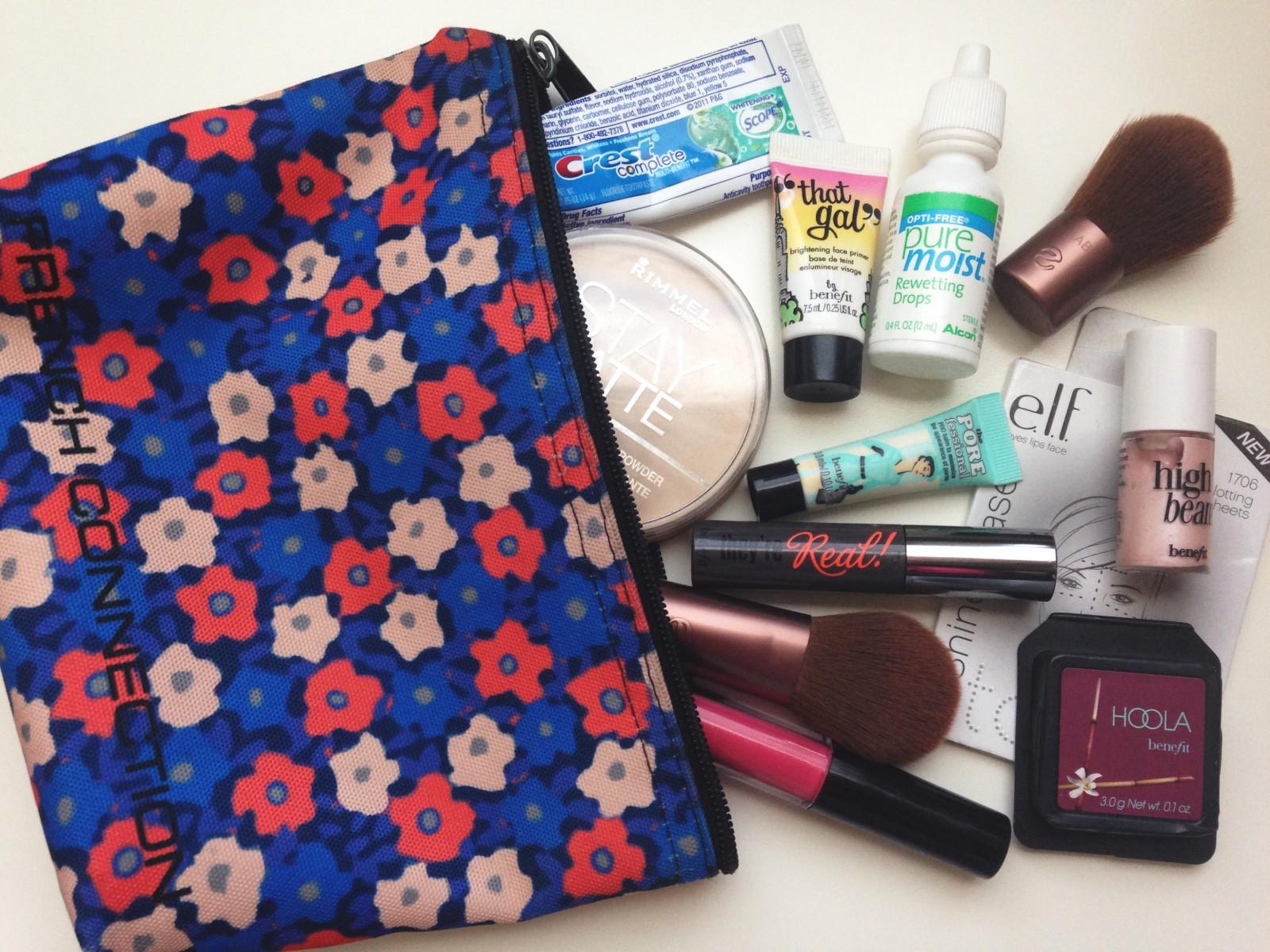 Backpack Makeup Bag