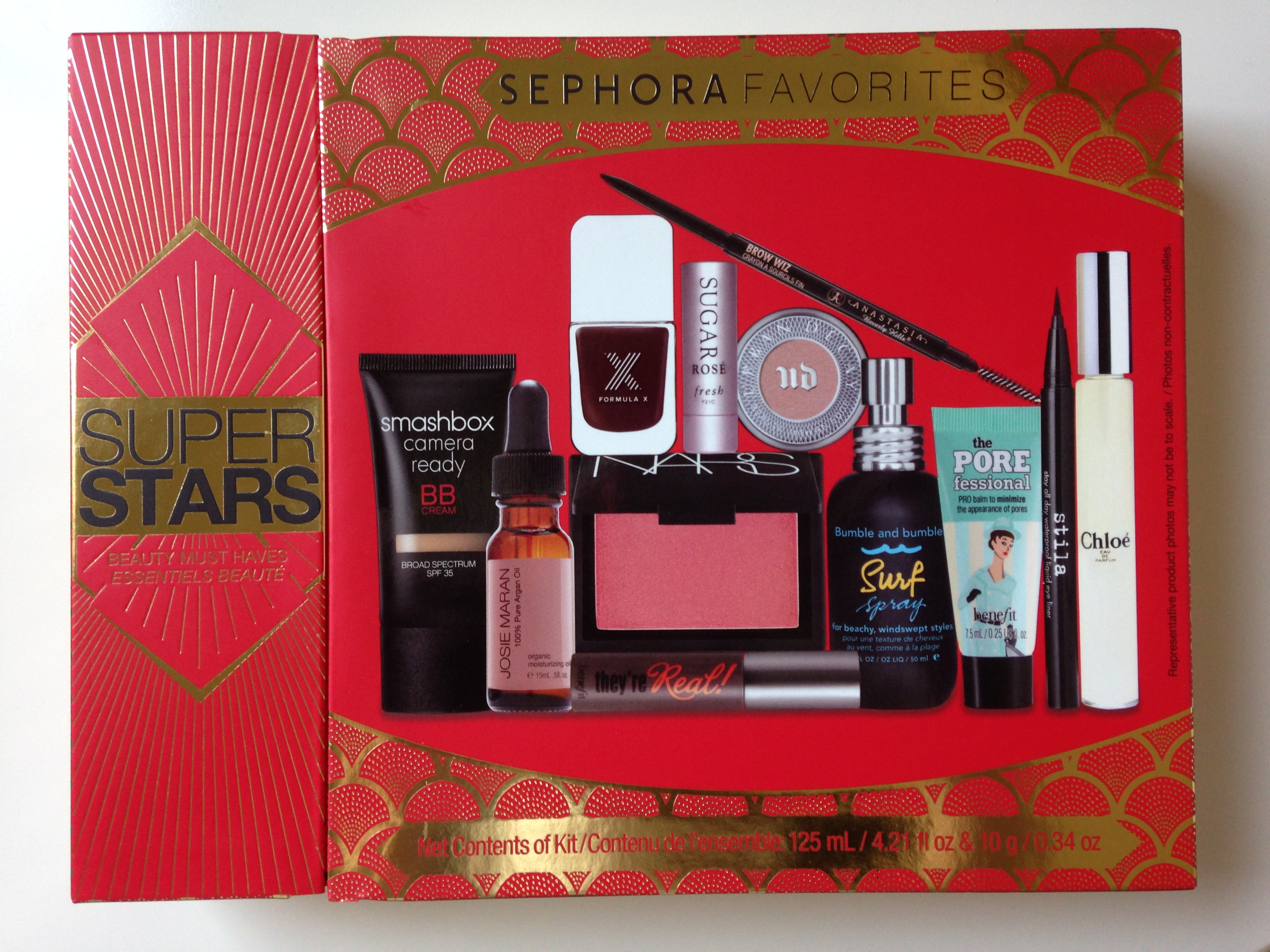 Sephora Favorites Super Stars 2014