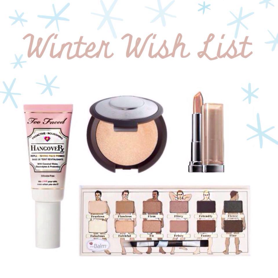 Winter Wish List 2014