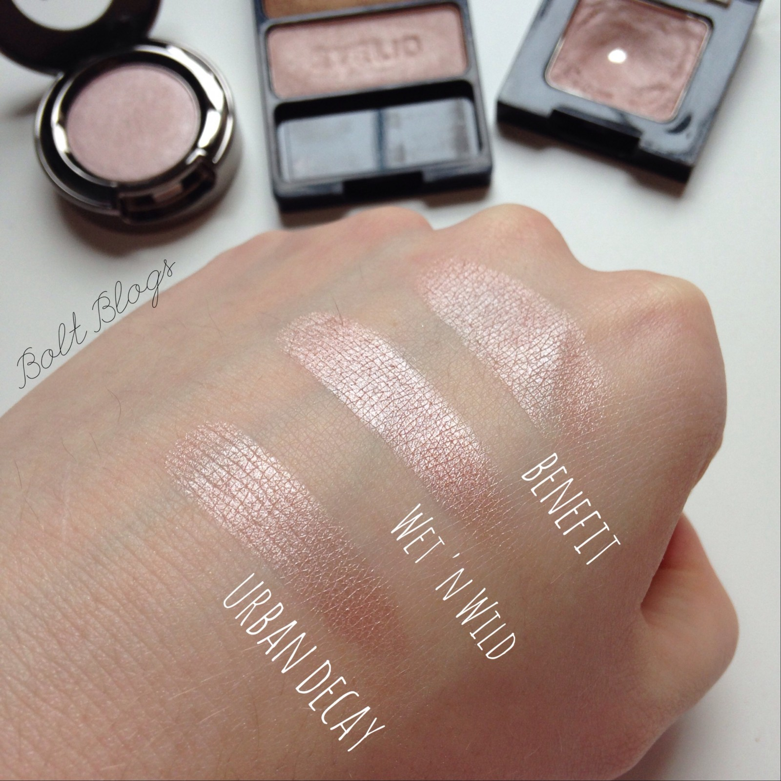 High End Shadows: Drugstore Dupe!