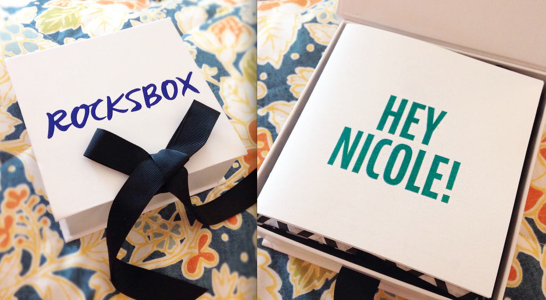 Rocksbox | Hey Nicole