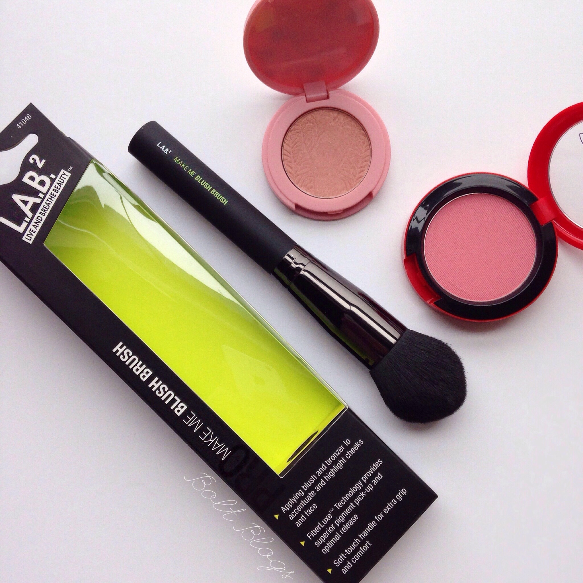 L.A.B.2 Beauty Blush Brush | Bolt Blogs