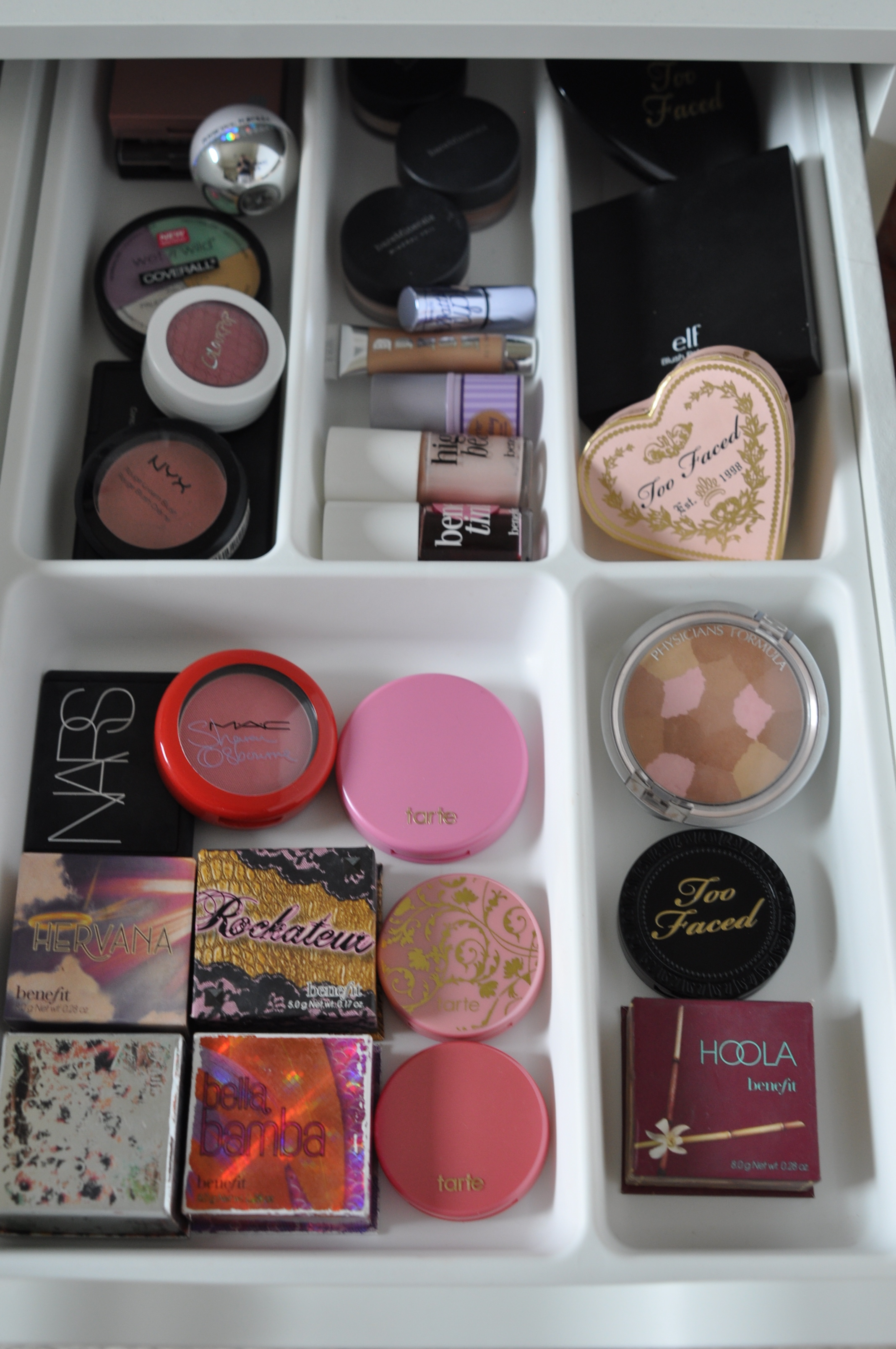 IKEA makeup storage container | Bolt Blogs