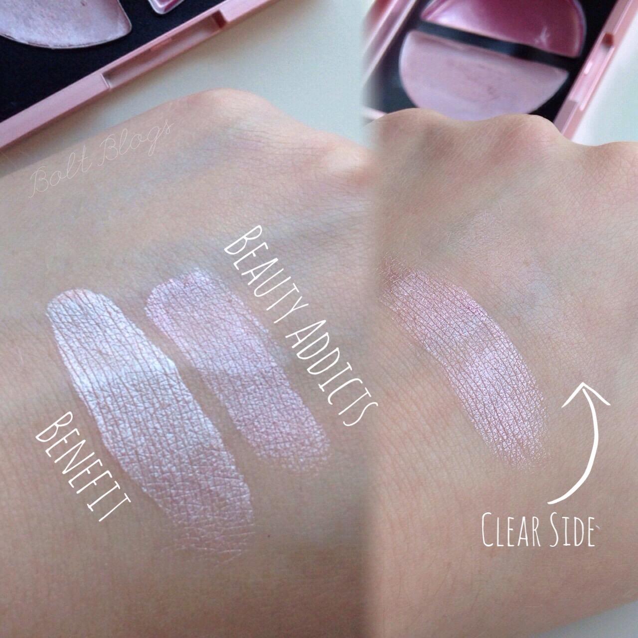 Beauty Addicts Glimmer Sheer Highlighter, Benefit High Beam | Bolt Blogs
