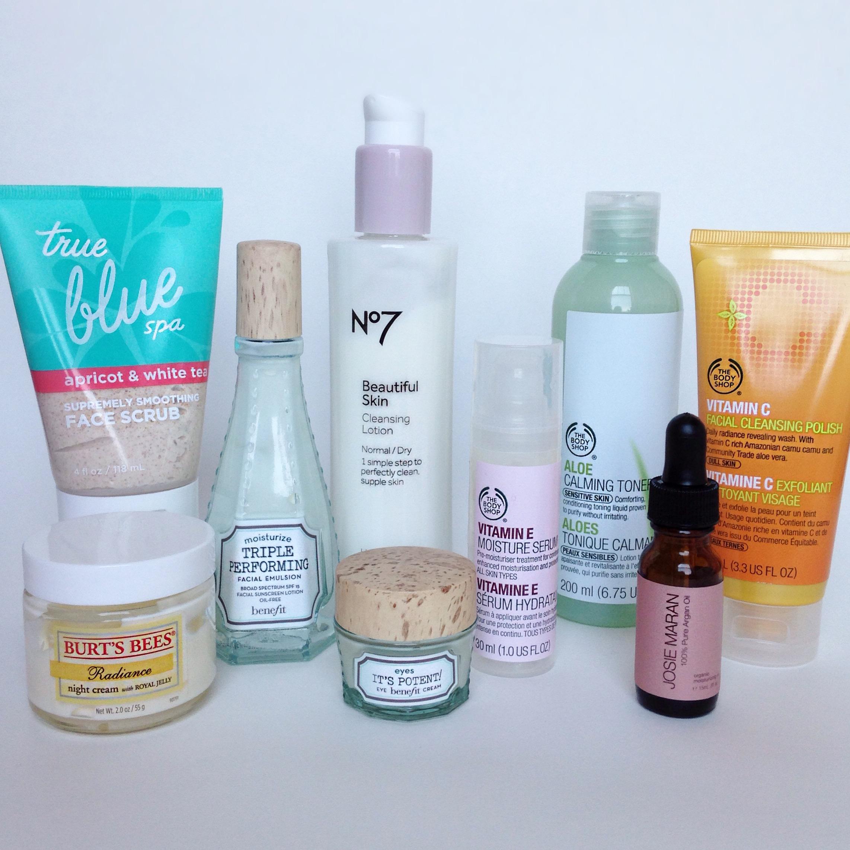 Bolt Blogs Skincare Routine 2015