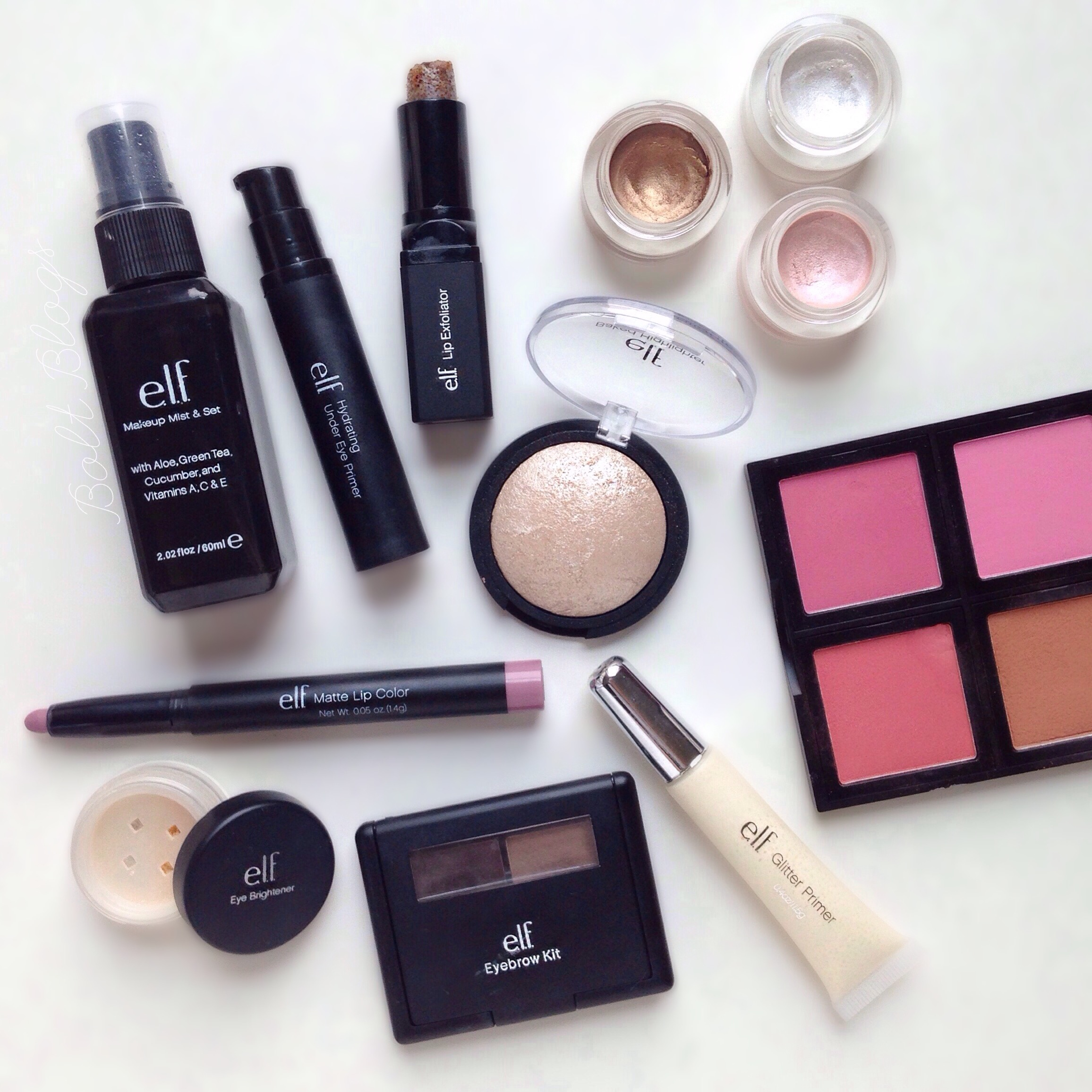 elf cosmetics products | bolt blogs