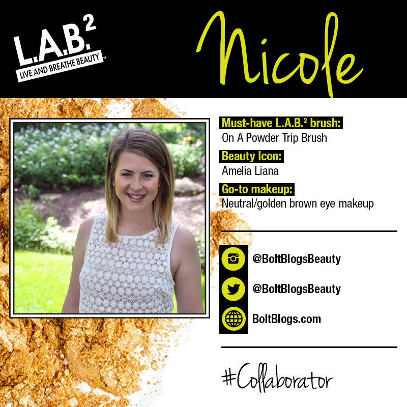 Nicole Bolt | LAB2