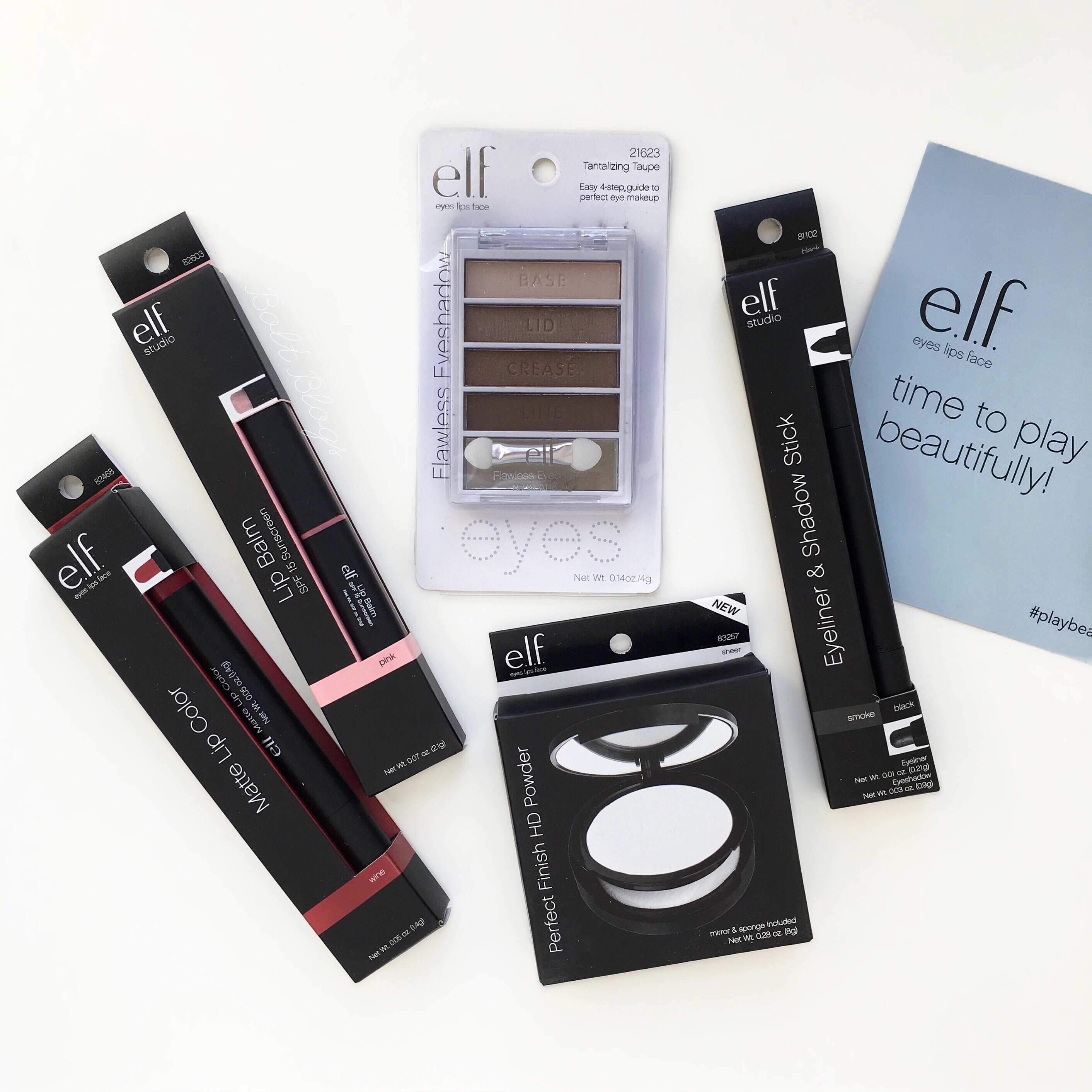 elf cosmetics #playbeautifully Bolt Blogs