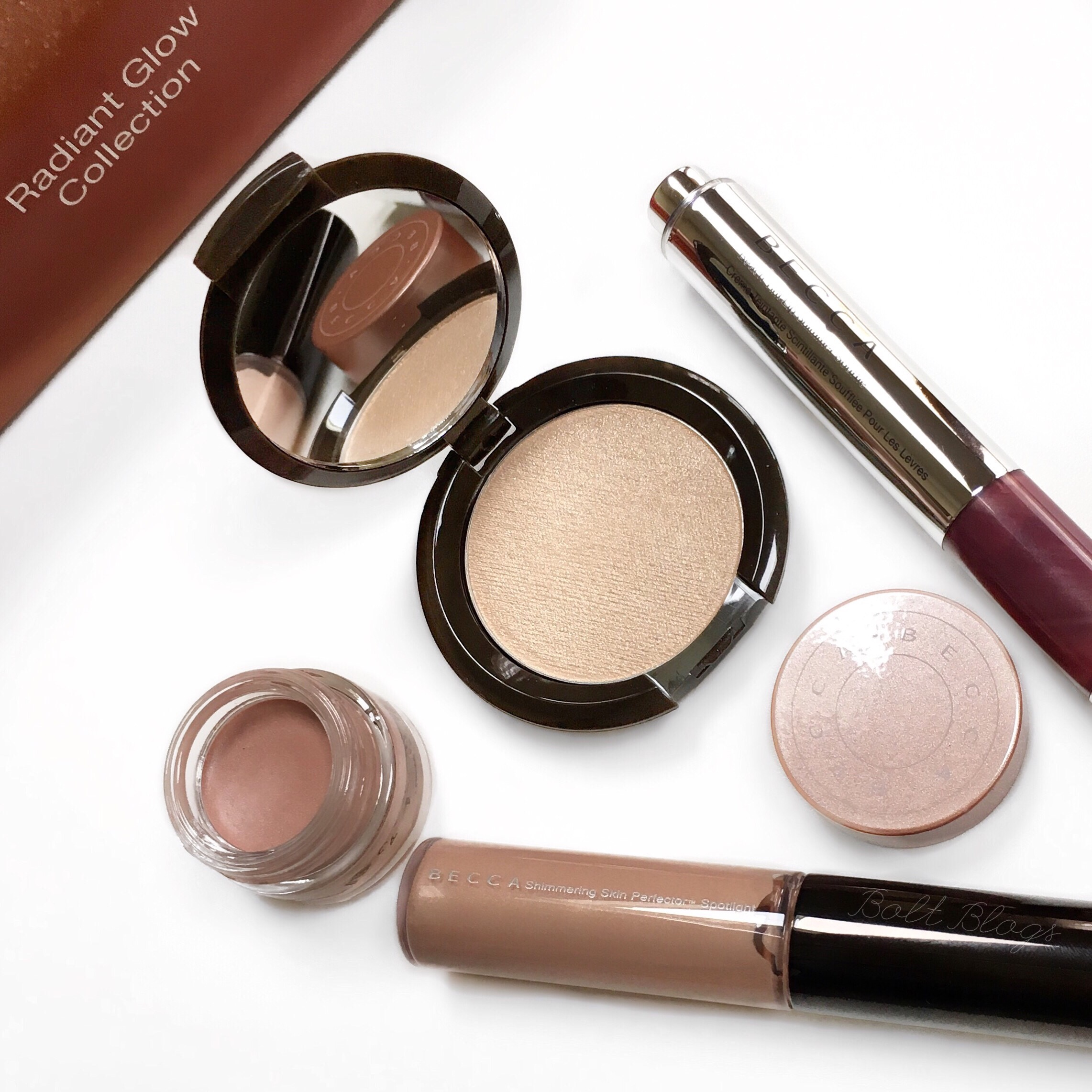 Becca Radiant Glow Holiday Set