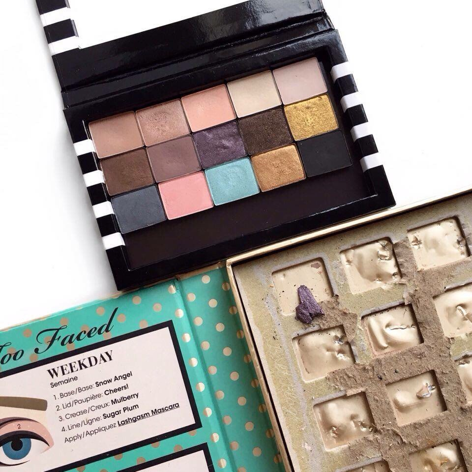 Sephora Z Palette Too Faced Depotting | Bolt Blogs