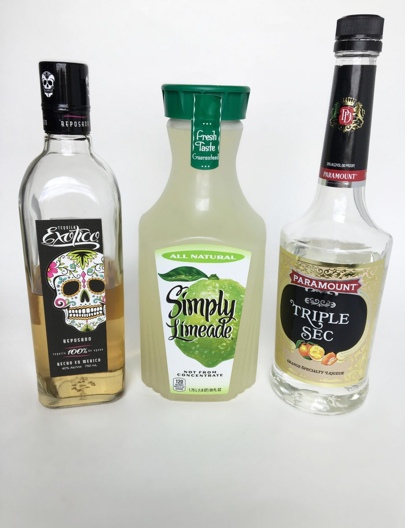 3 Ingredient margarita | Bolt Blogs