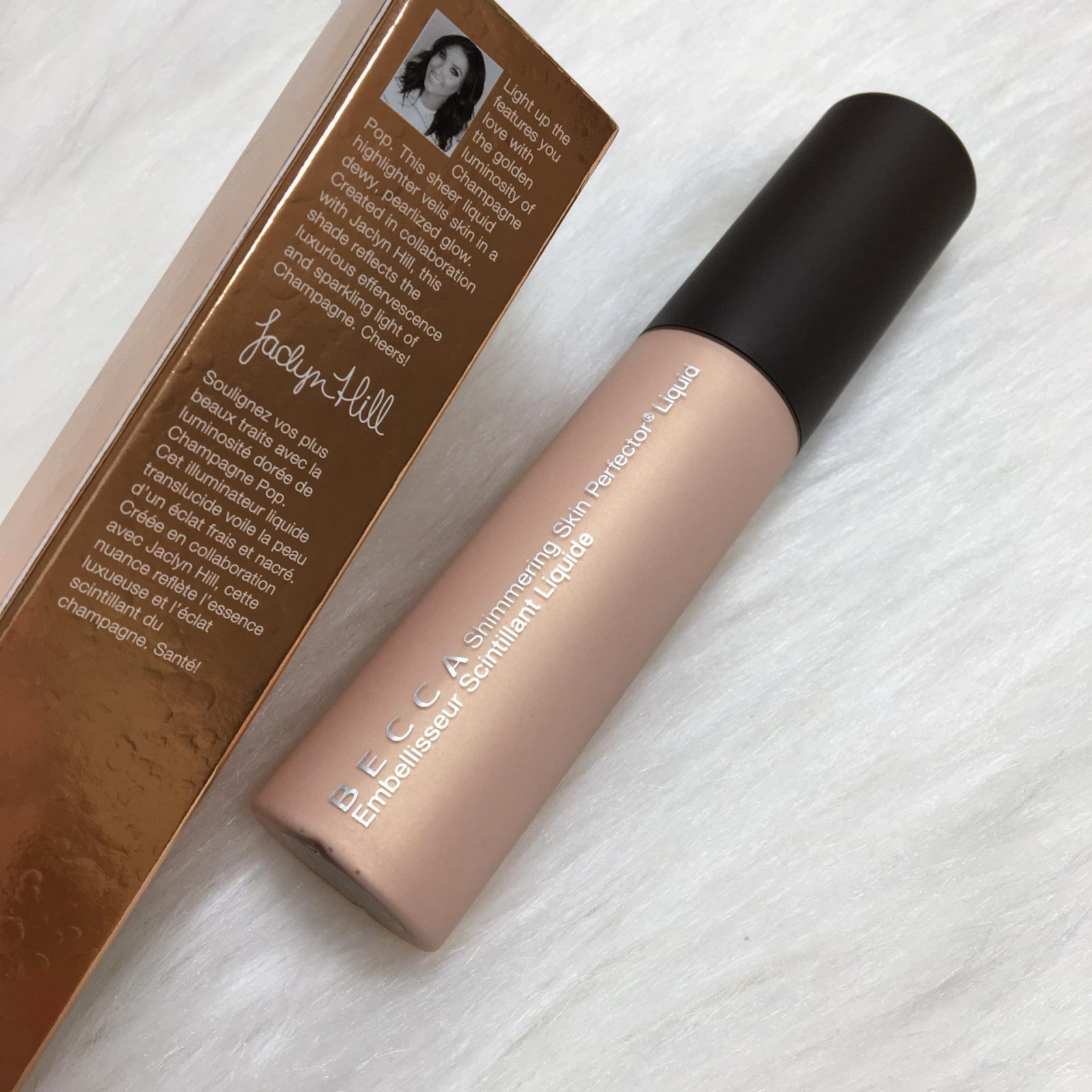 Becca Jaclyn Hill Champagne Pop Shimmering Skin Perfector | Bolt Blogs.JPG