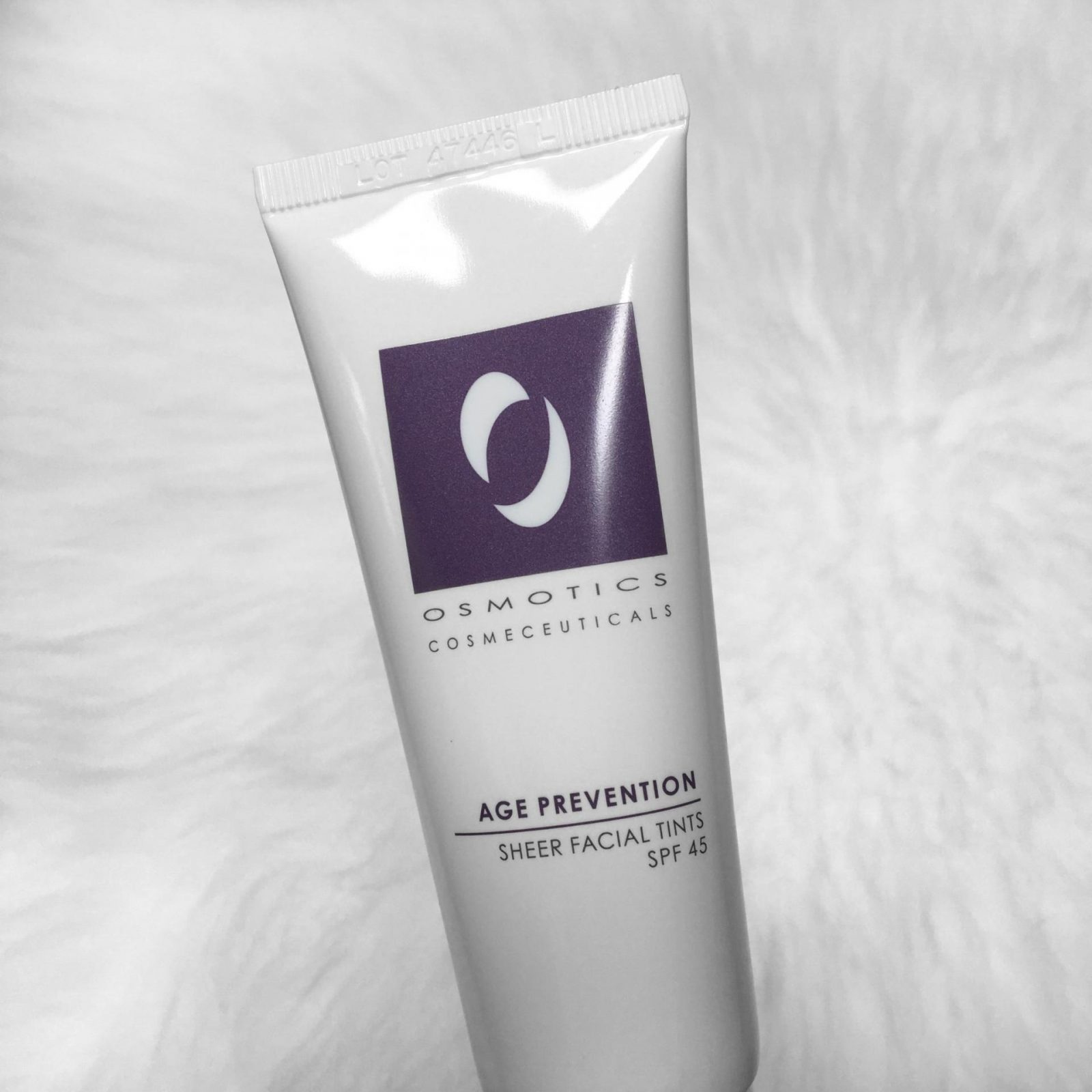 Osmotics Sheer Facial Tint  Review | Bolt Blogs