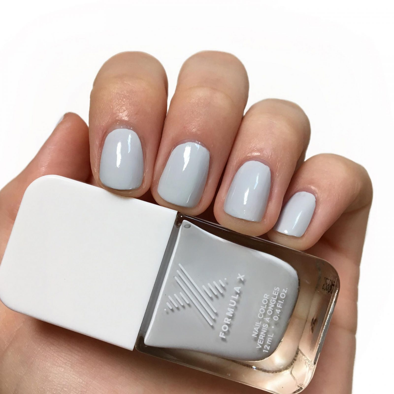 Sephora Formula X Nail Polish Delightful Swatch | Bolt Blogs