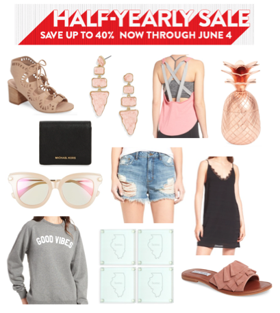 Nordstrom Half-Yearly Sale Summer 2017