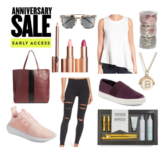 Nordstrom Anniversary Sale 2017: Early Access