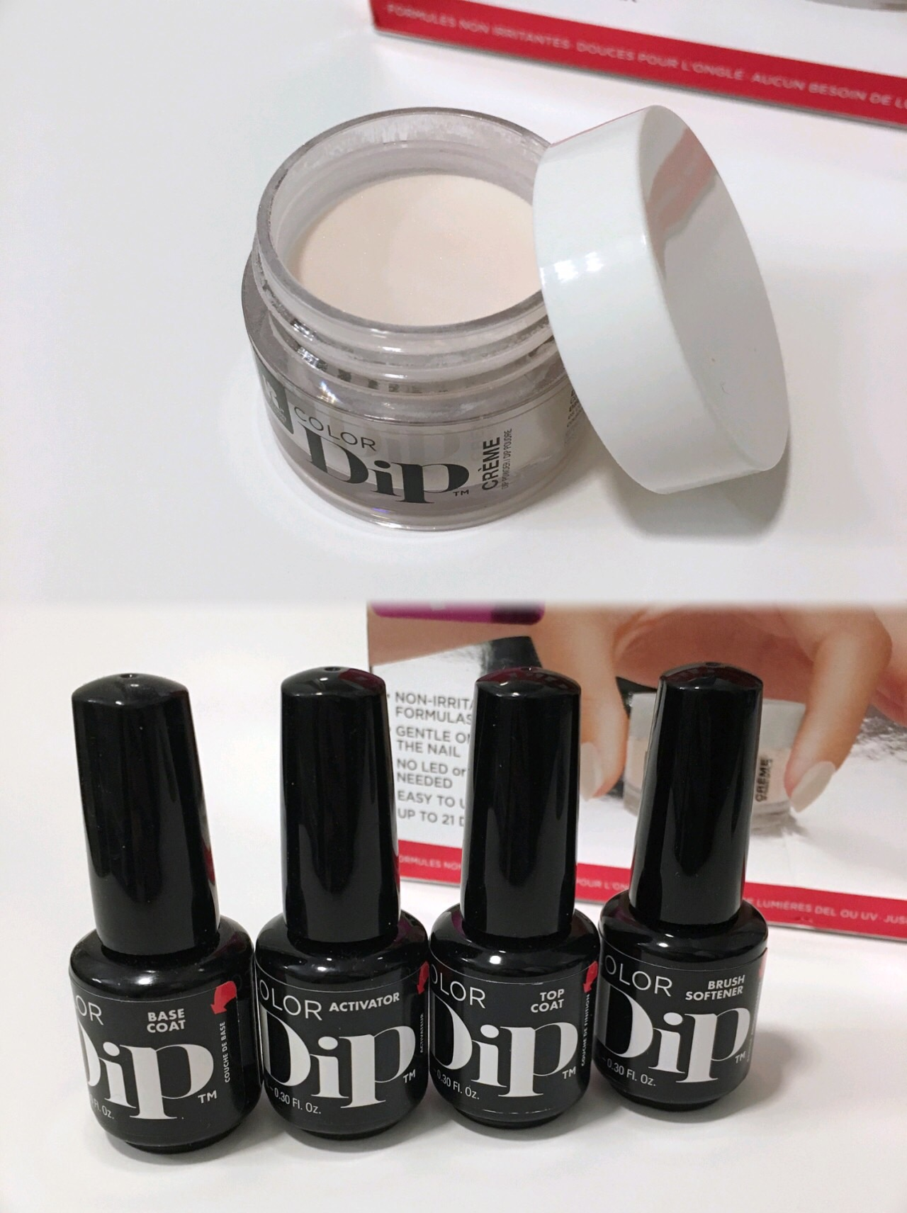Red Carpet Manicure Dip Powder Kit Review.JPG