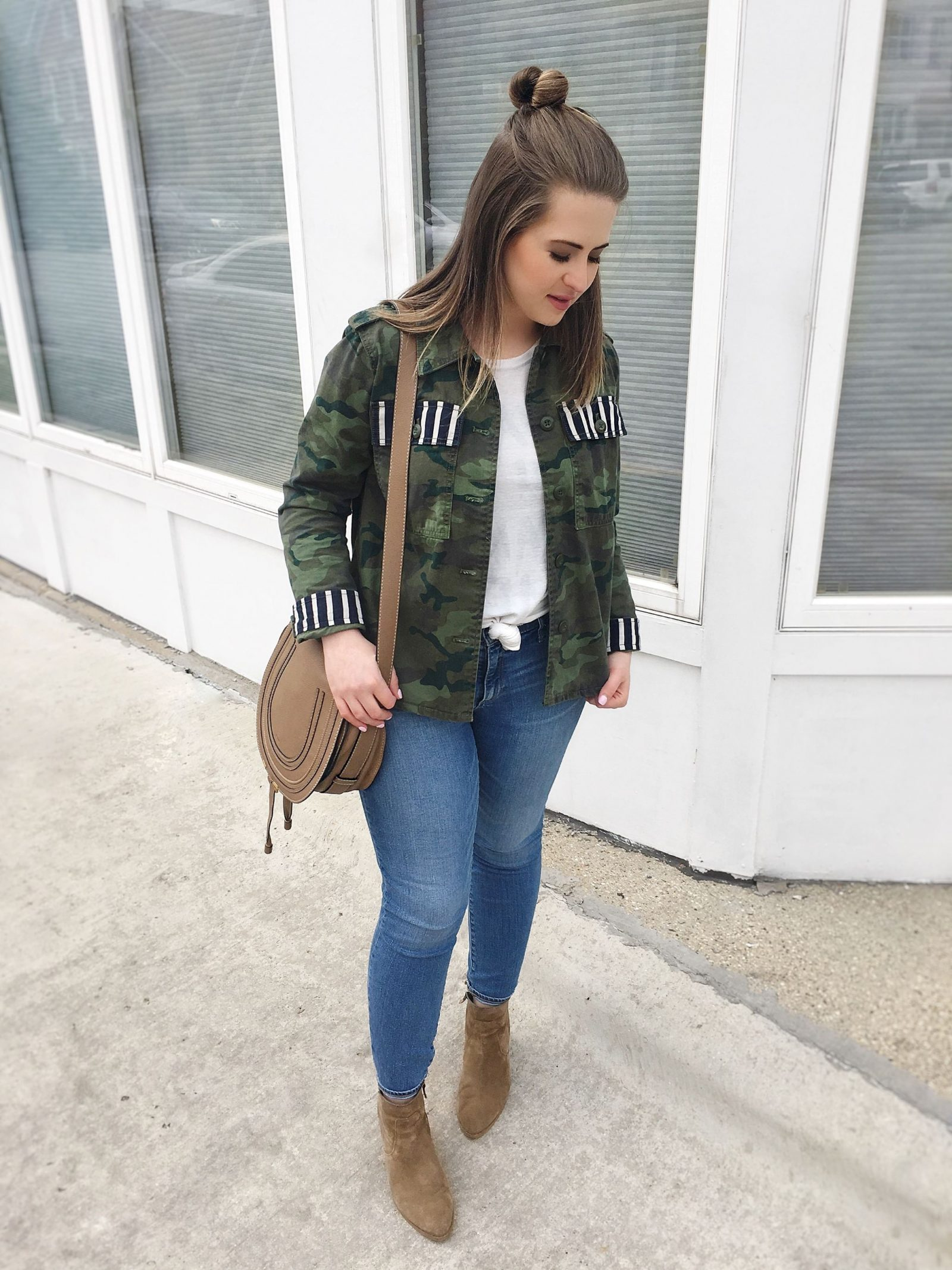 Camo Fashion Finds for Spring