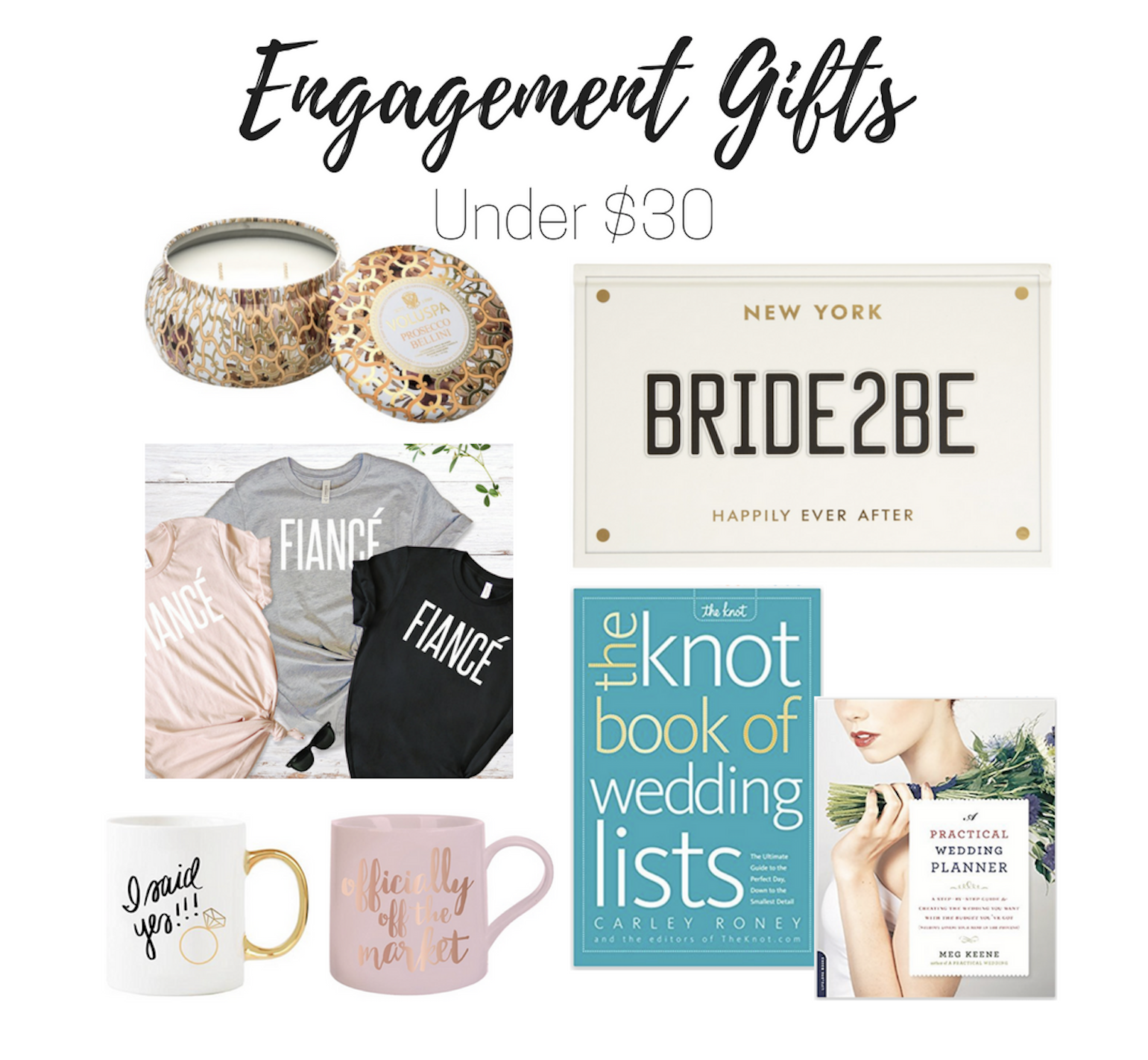 Engagement Gifts for your BFF
