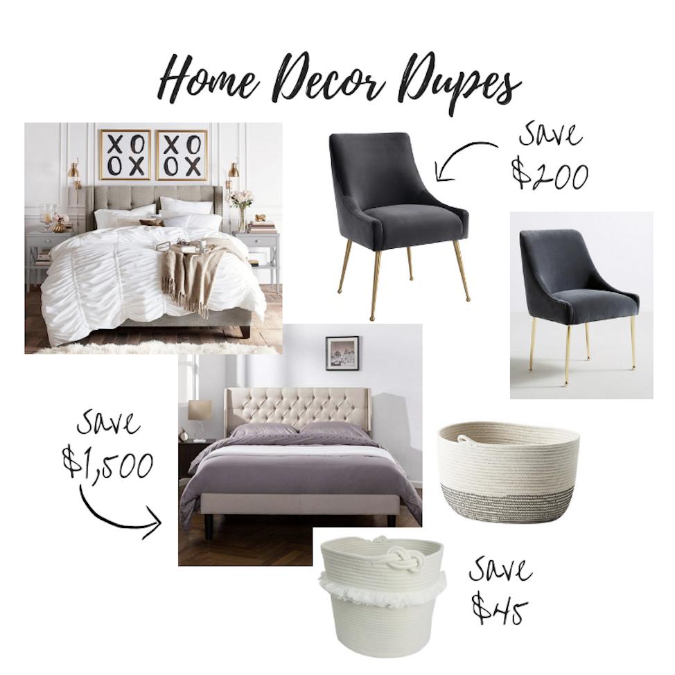 Home Decor Looks For Less Bolt Blogs
