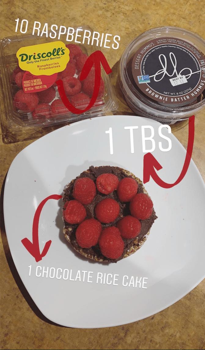 Low Calorie Dessert