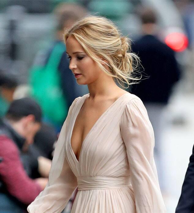 Jennifer Lawrence Engagement Party