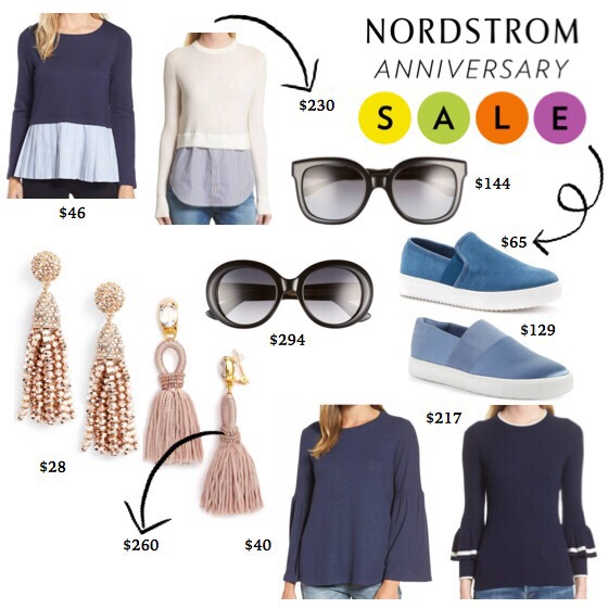 Nordstrom Anniversary Sale 2017: Look-For-Less Dupes