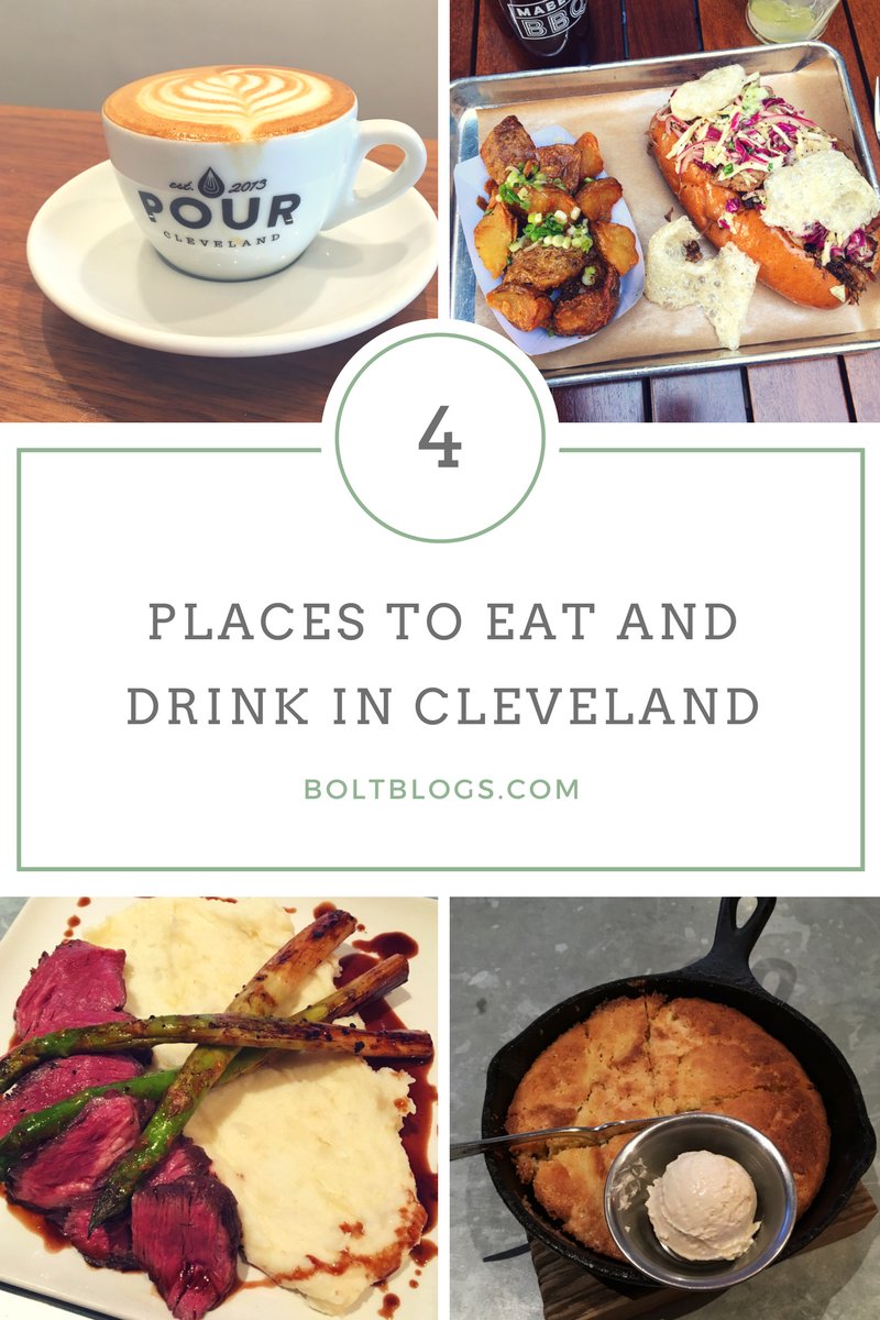 Where to Eat in Cleveland | Bolt Blogs