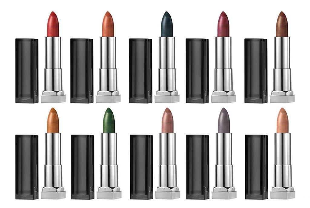 Maybelline Color Sensational Matte Metallic Lipsticks Bolt Blogs
