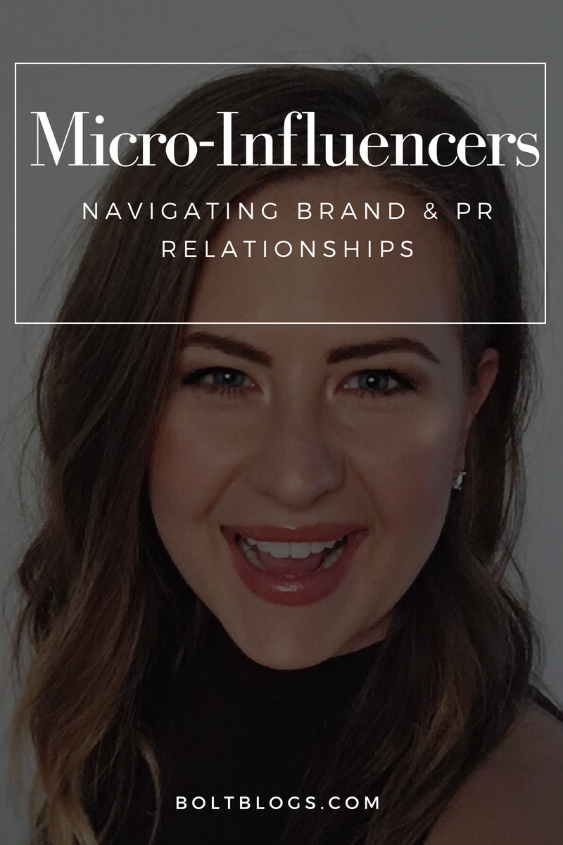 Micro-Influencers Guide to PR