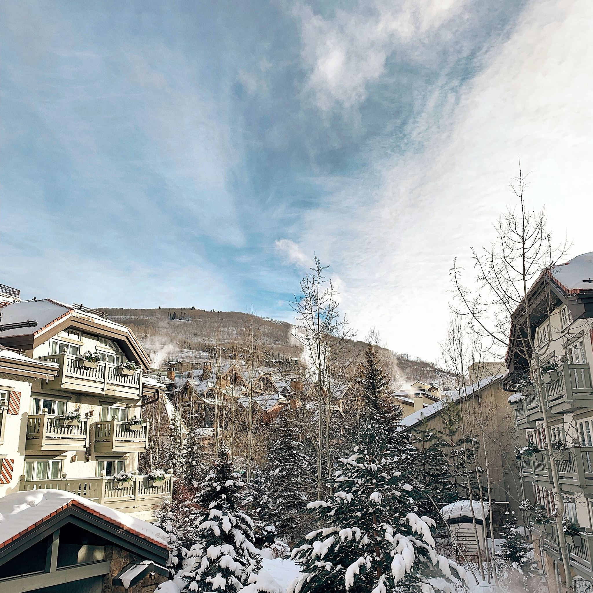 Sonnenalp Resort Vail Review