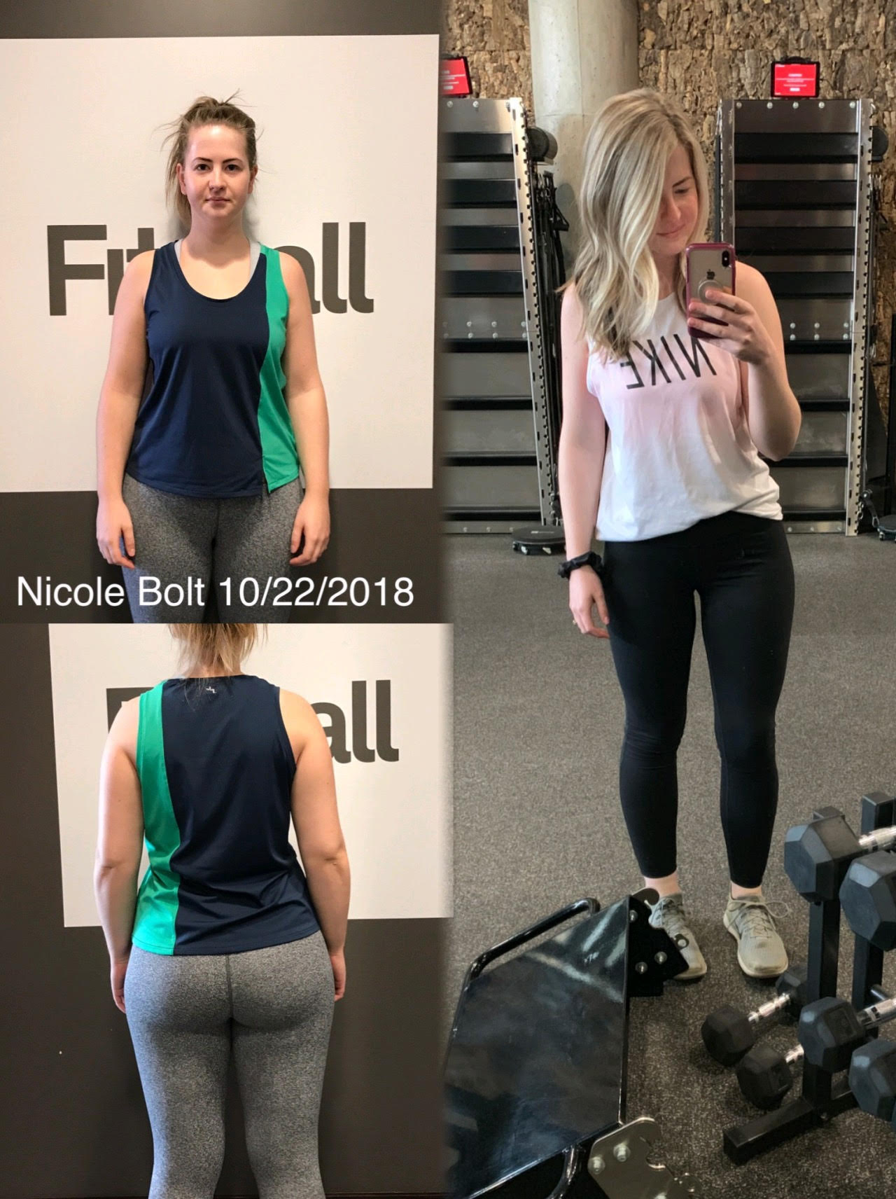 Nicole Bolt Weight Loss Journey2